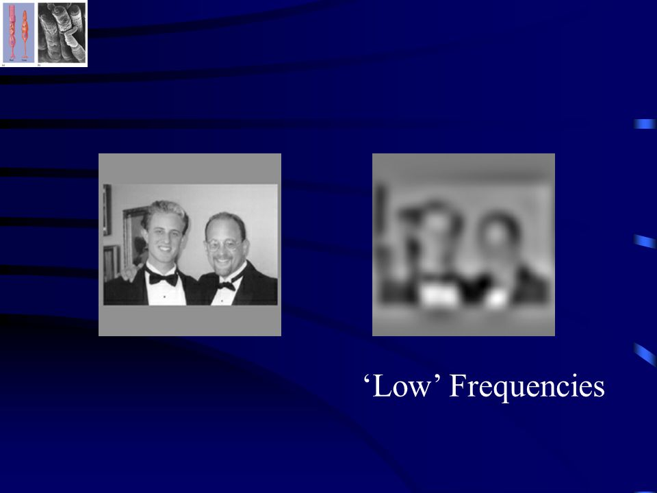 'Low' Frequencies