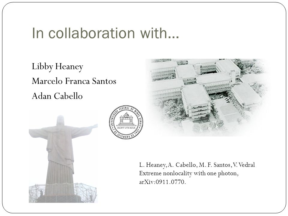 In collaboration with… Libby Heaney Marcelo Franca Santos Adan Cabello L.