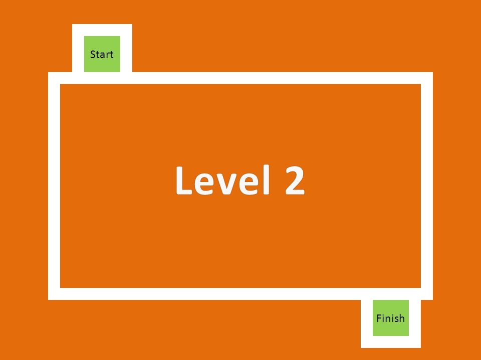 Level 2Level 2 Finish Start