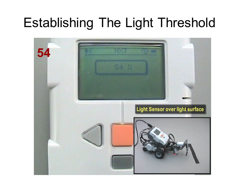 Establishing The Light Threshold