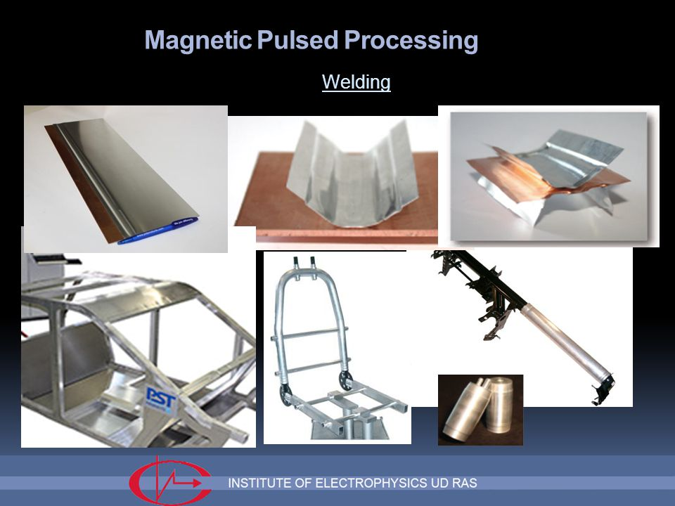 Magnetic Pulsed Processing Welding