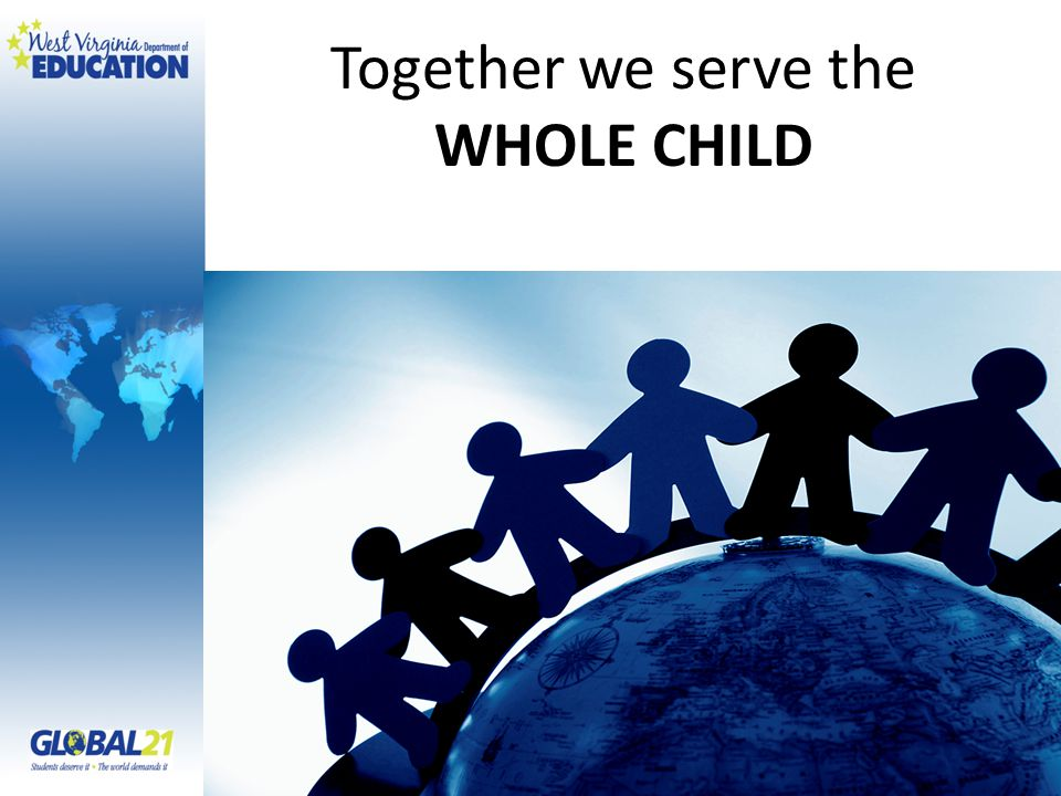Together we serve the WHOLE CHILD