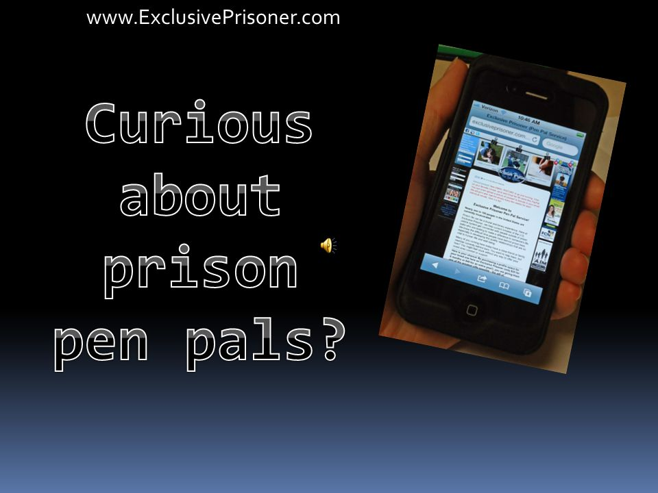 www.ExclusivePrisoner.com