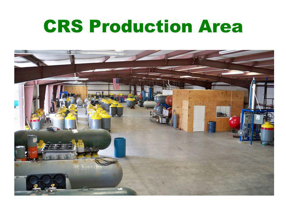 CRS Production Area