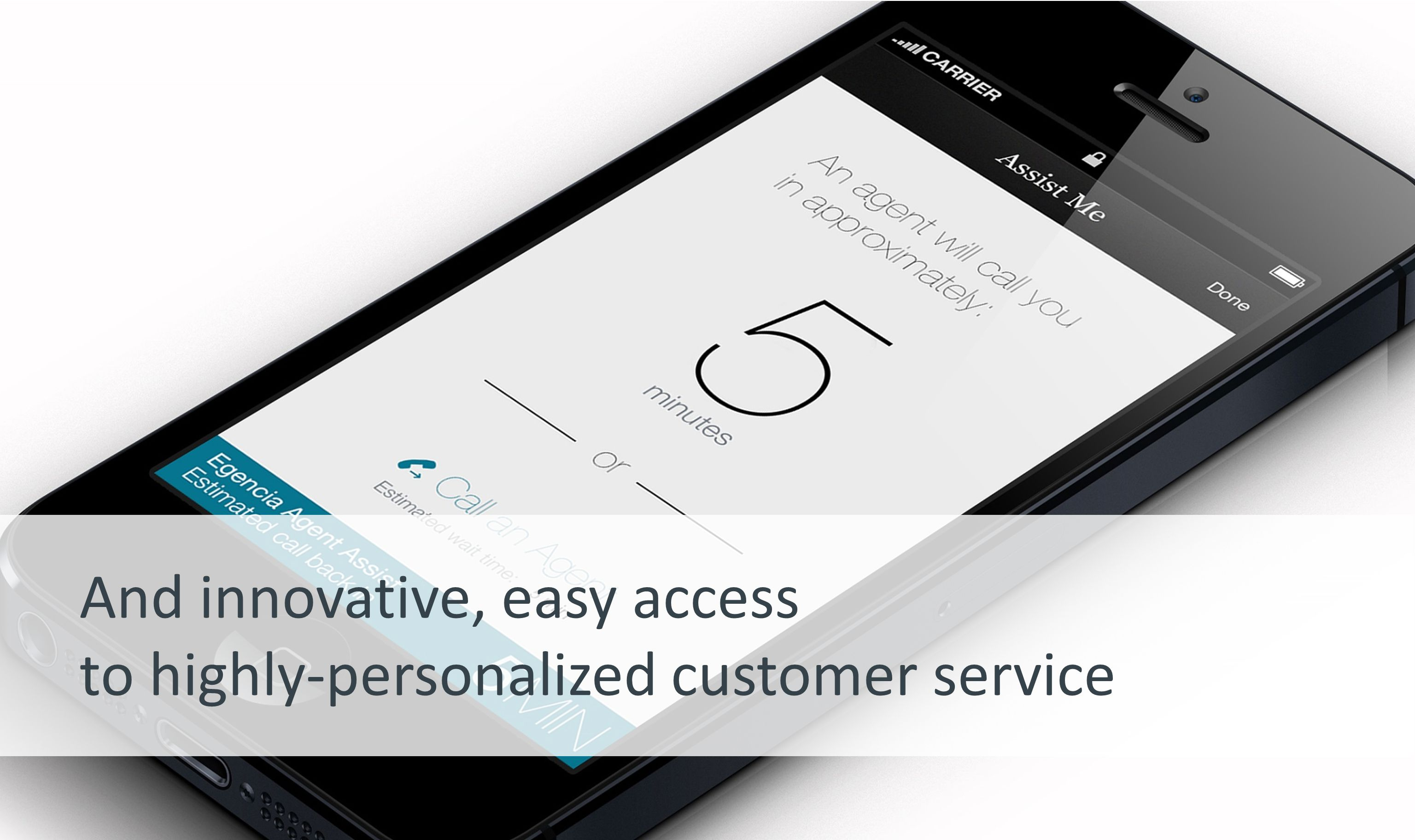 Page 10 | Confidential And innovative, easy access to highly-personalized customer service