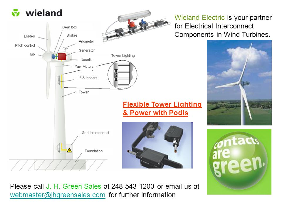 Flexible Tower Lighting & Power with Podis Please call J.
