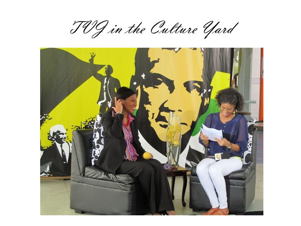 TVJ in the Culture Yard
