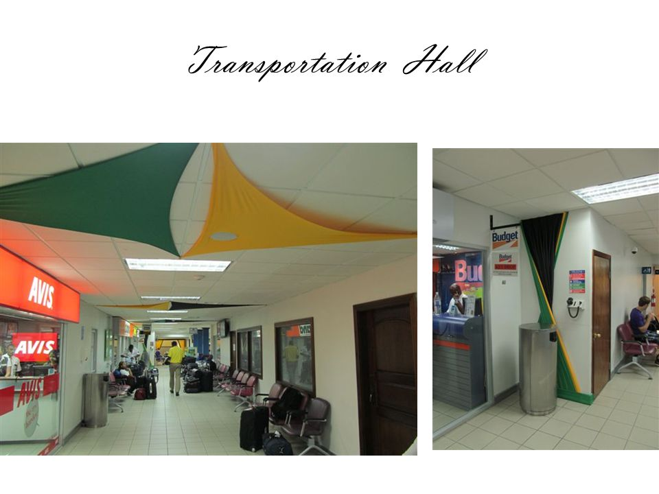 Transportation Hall