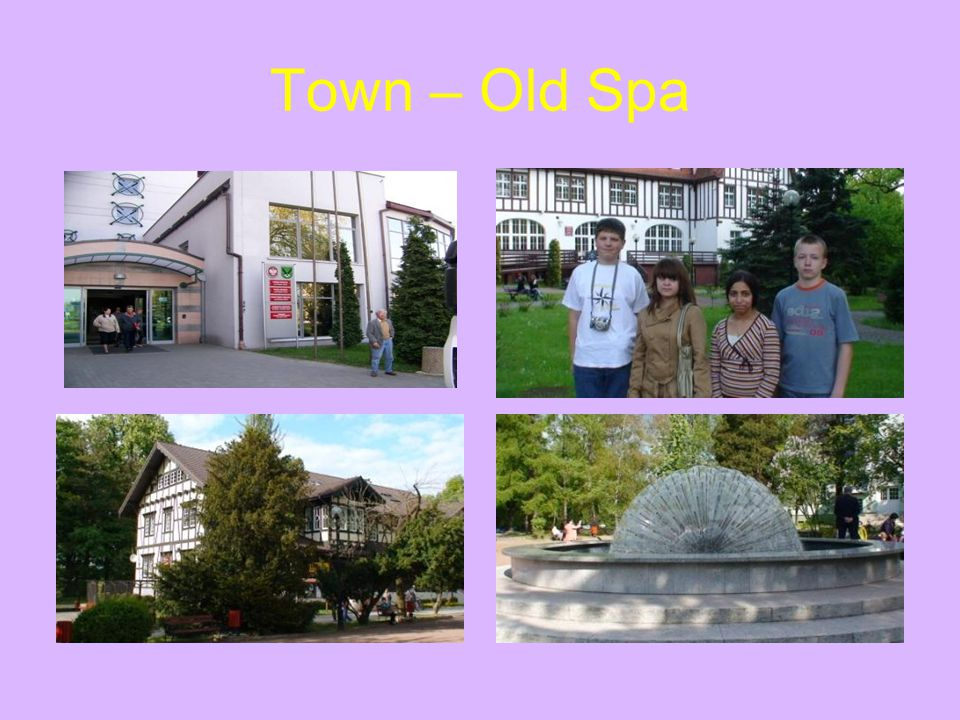 Town – Old Spa