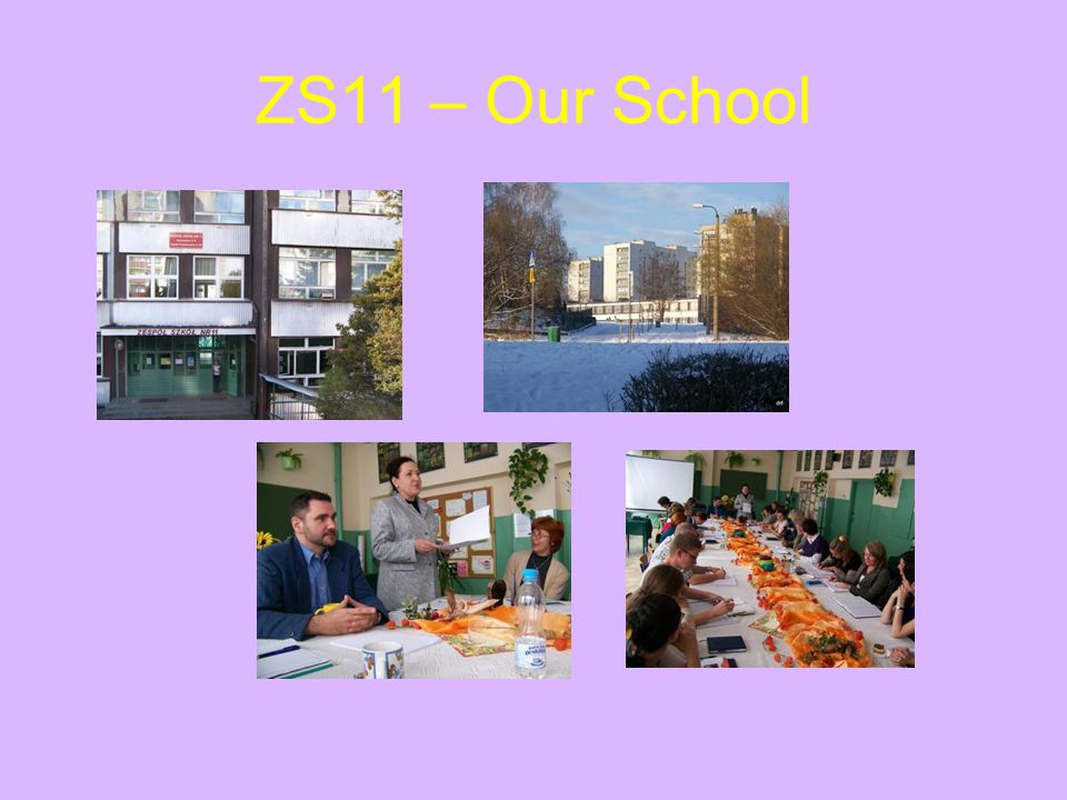 ZS11 – Our School