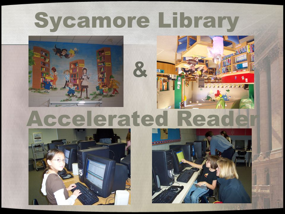 Sycamore Library Accelerated Reader &