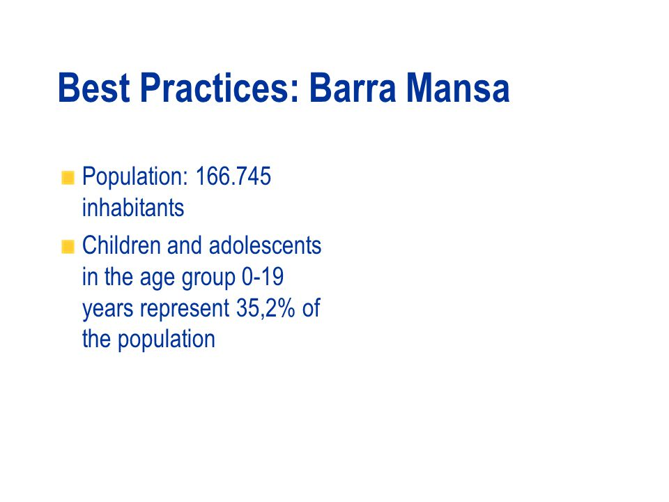 Best Practices: Barra Mansa Children's Participatory Budgeting Citizenship does not have size