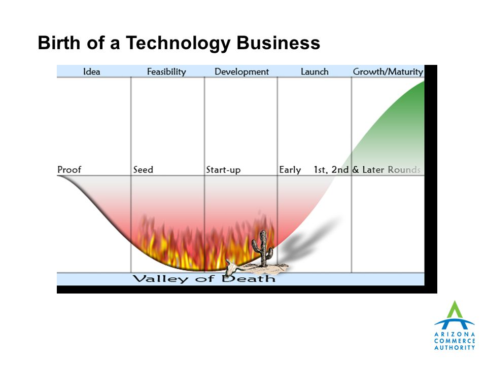 Birth of a Technology Business