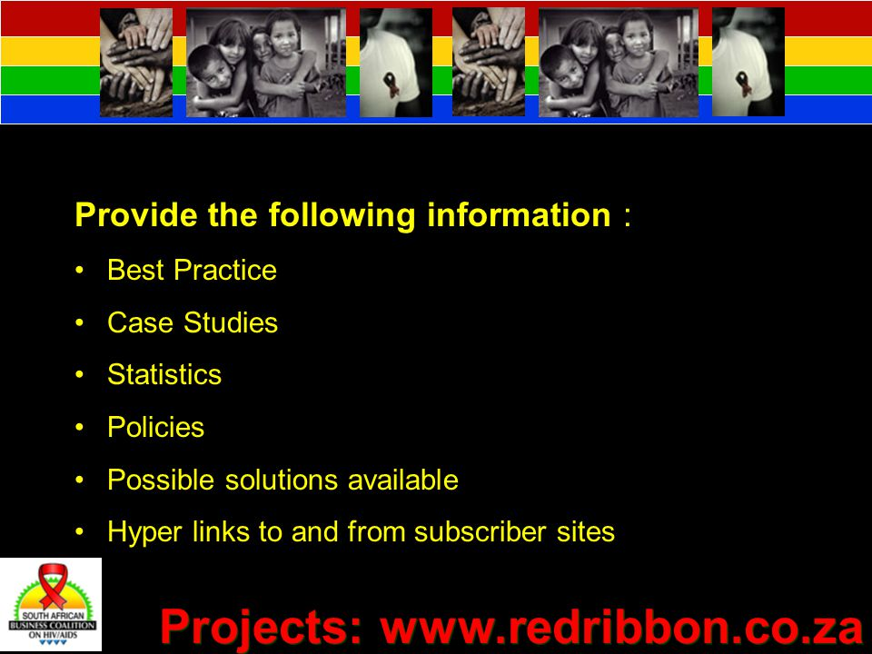 Provide the following information : Best Practice Case Studies Statistics Policies Possible solutions available Hyper links to and from subscriber sites