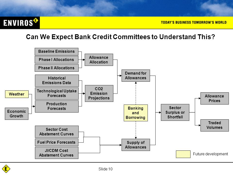Slide 10 Can We Expect Bank Credit Committees to Understand This.