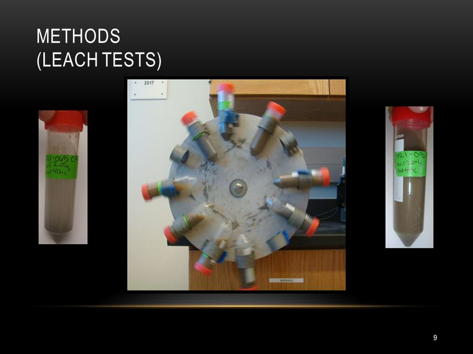METHODS (LEACH TESTS) 9