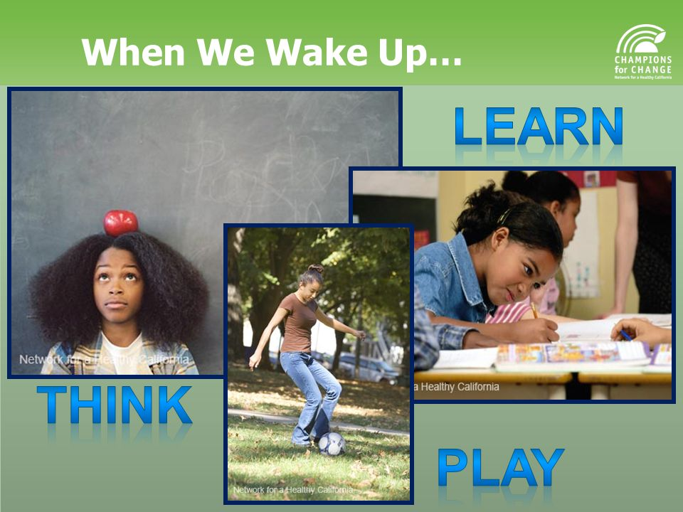 When We Wake Up…