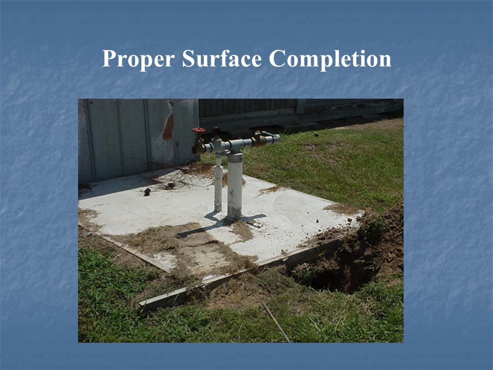 Proper Surface Completion