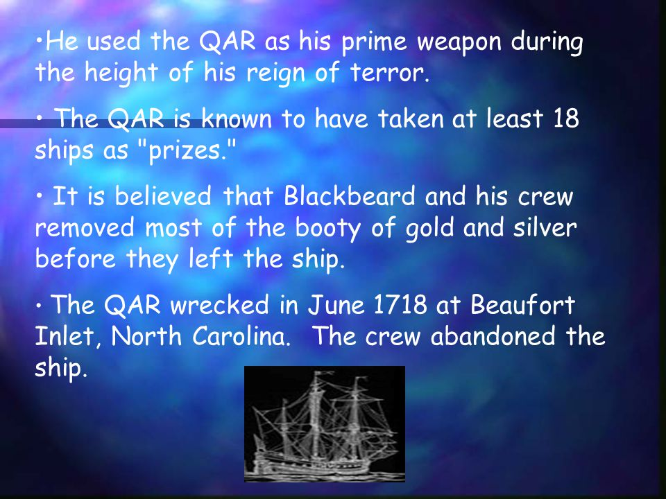 He used the QAR as his prime weapon during the height of his reign of terror.