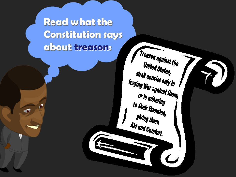 NATION The Constitution does not have a list of responsibilities, but that doesn't mean there aren't any.