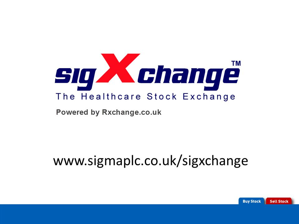 www.sigmaplc.co.uk/sigxchange