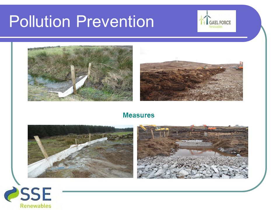 Measures Pollution Prevention