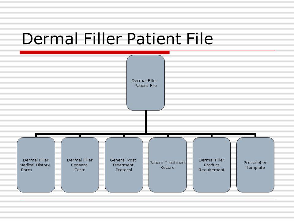 Dermal Filler CD Summary K-T Training   The CD consists of