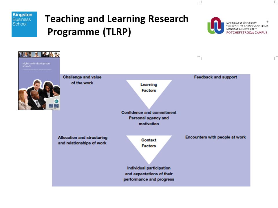 Teaching and Learning Research Programme (TLRP)