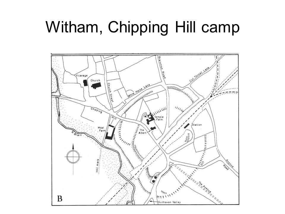 Witham, Chipping Hill camp