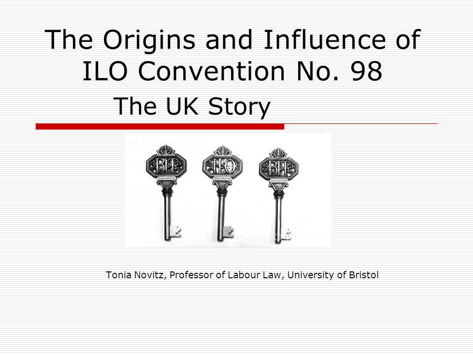 The Origins and Influence of ILO Convention No.