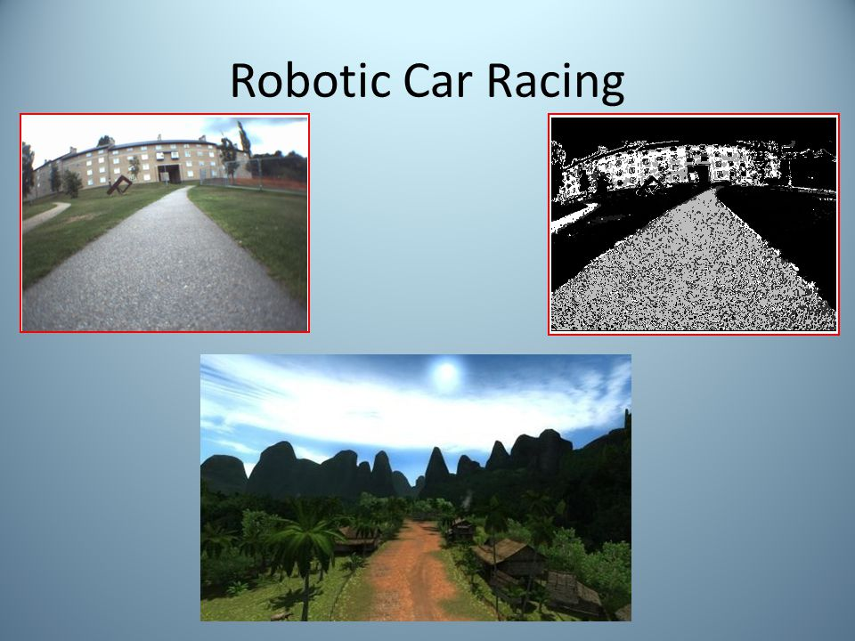 Robotic Car Racing