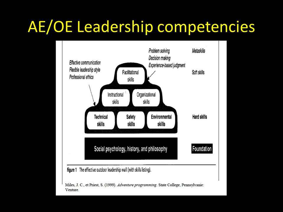 AE/OE Leadership competencies
