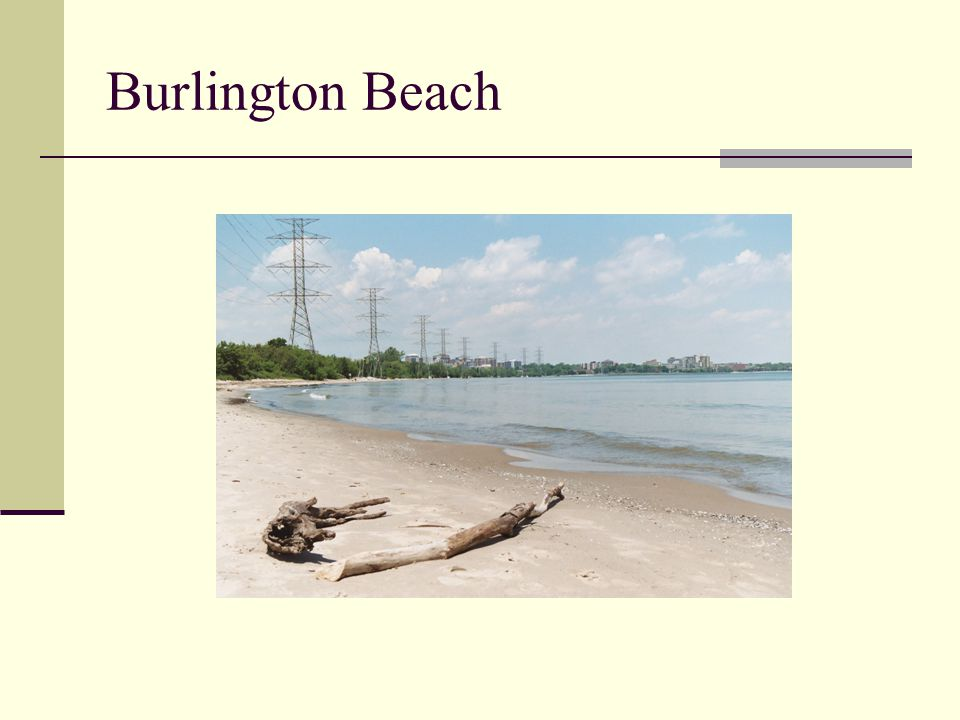 Burlington Beach