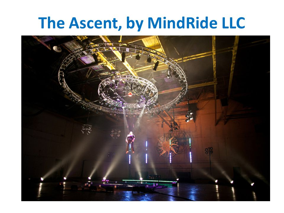 The Ascent, by MindRide LLC