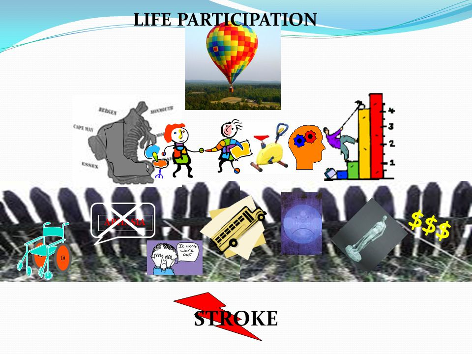 $$$ APHASIA STROKE LIFE PARTICIPATION