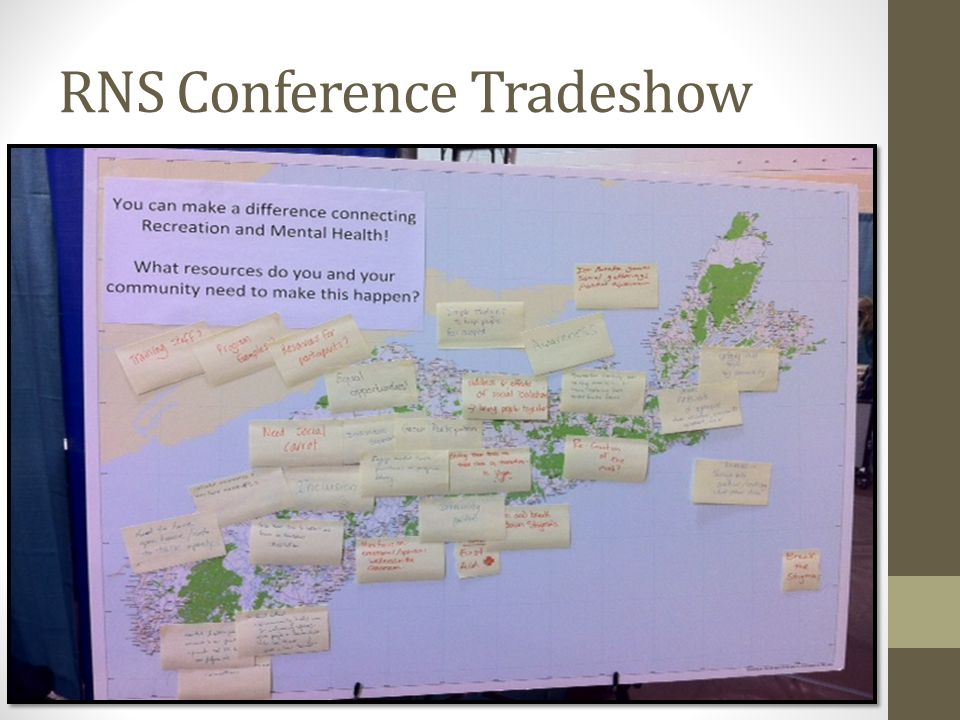 RNS Conference Tradeshow