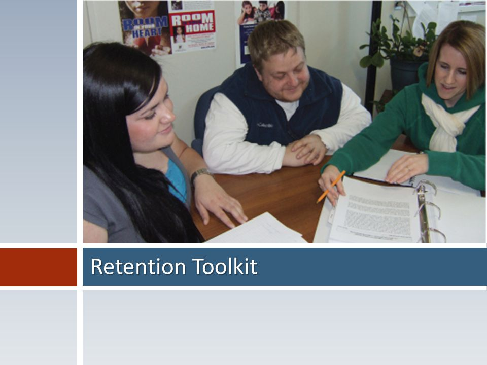 Retention Toolkit