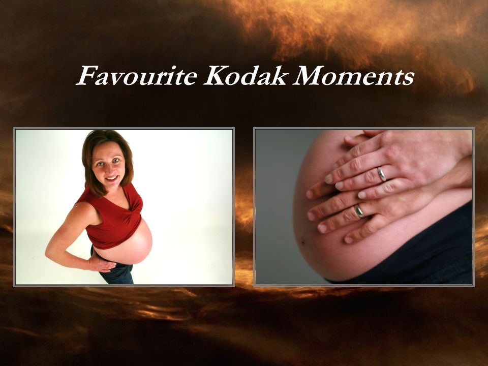 Favourite Kodak Moments