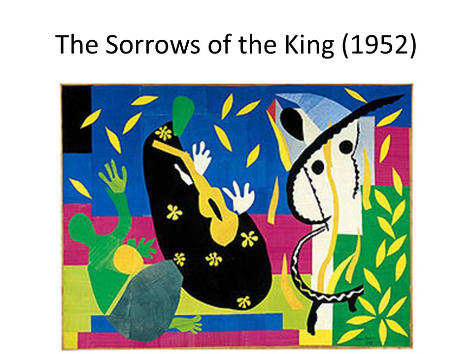 The Sorrows of the King (1952)