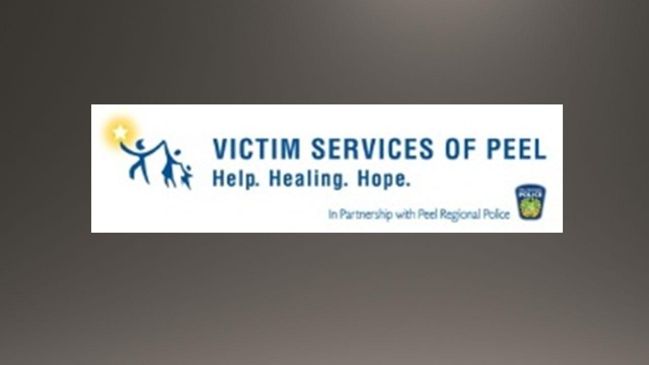 Help Healing Hope In Partnership With Peel Regional Police Ppt Download