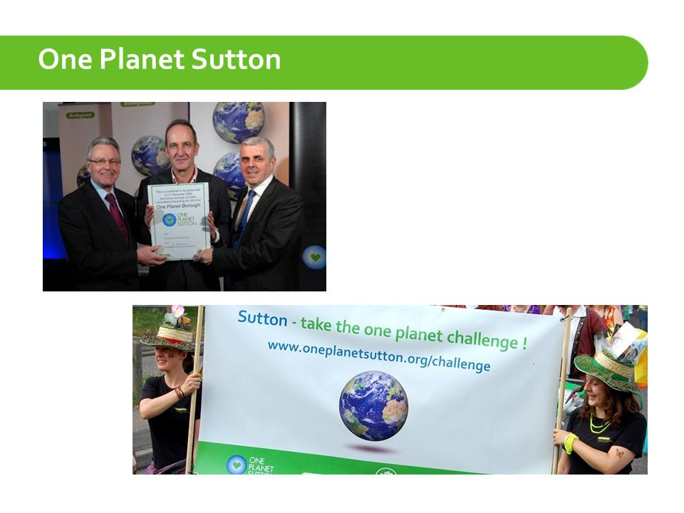 One Planet Sutton