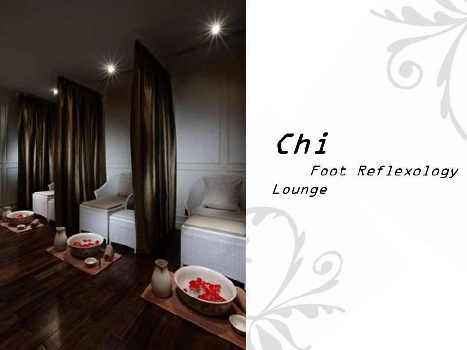 Chi Foot Reflexology Lounge