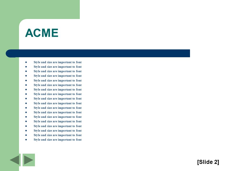 ACME and the public Presented by Sydney Division [Slide 1]