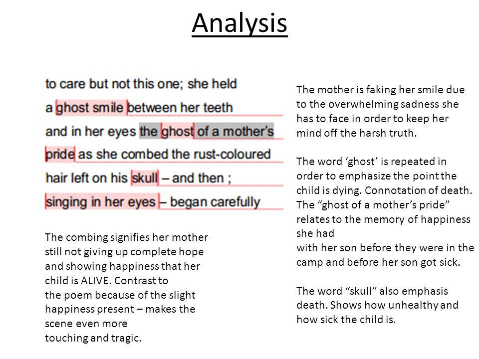 happiness poem analysis