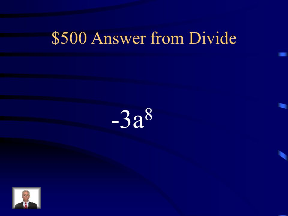 $500 Question from Divide