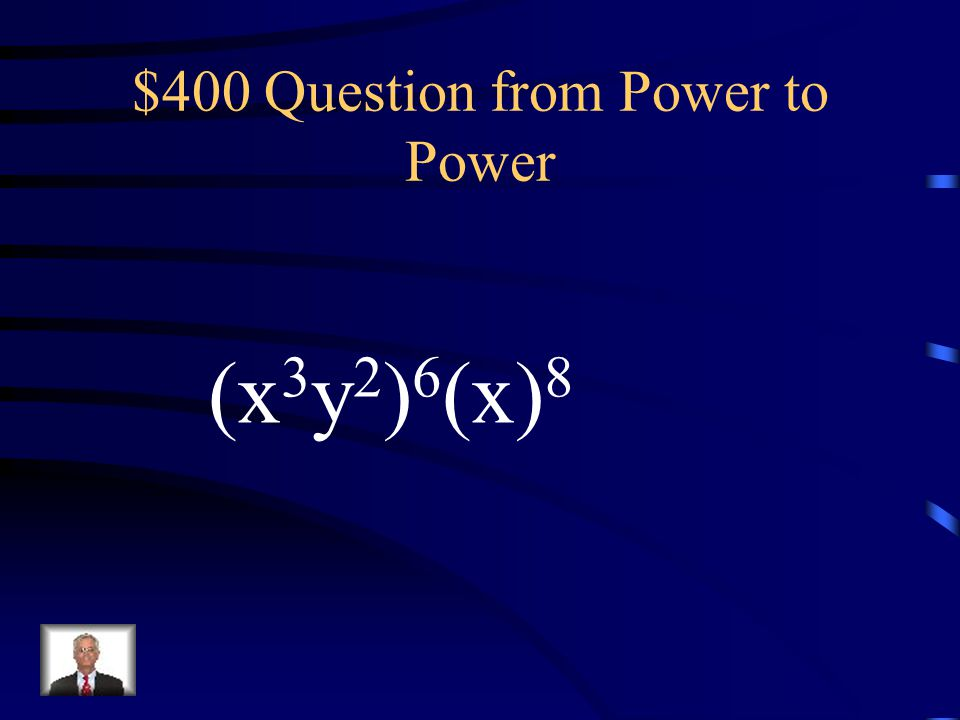 $300 Answer from Power to Power -512b 21