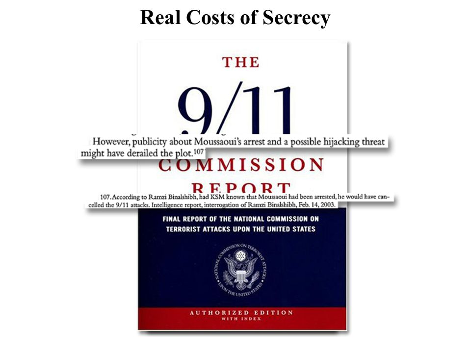 Real Costs of Secrecy