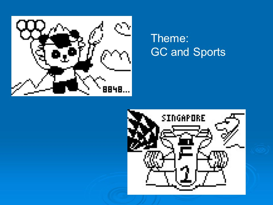 Theme: GC and Sports