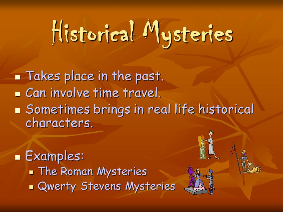 Professional Sleuths A person who solves mysteries for his or her job.
