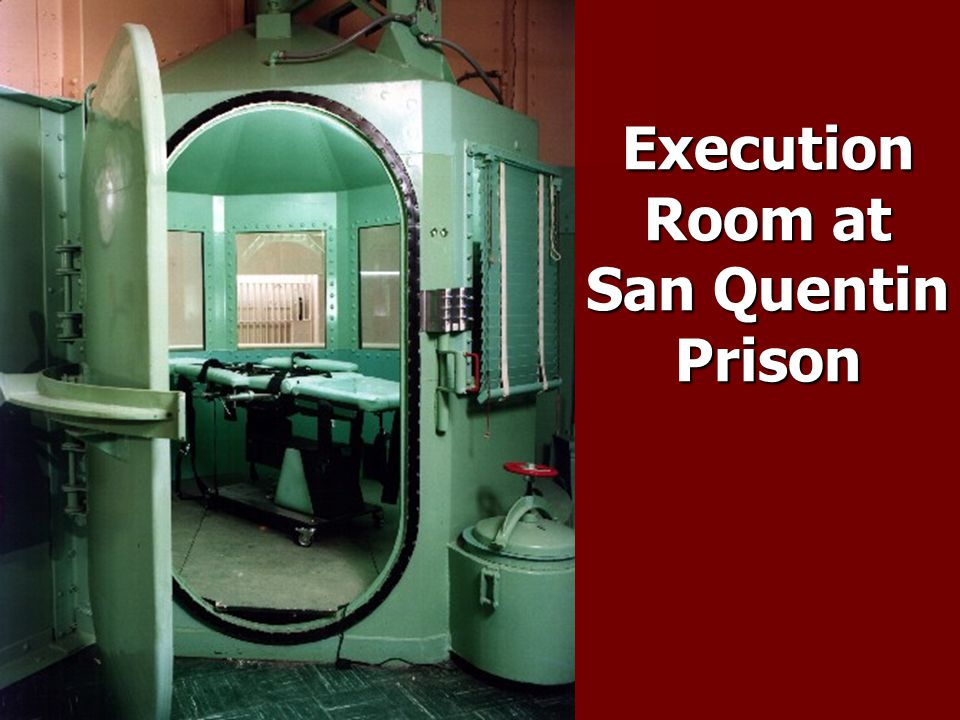 U.S. executions were briefly halted in 1972 following the ruling of the U.S.